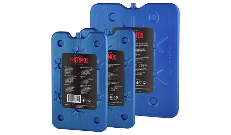 Thermos Reusable Freeze Boards Triple Pack
