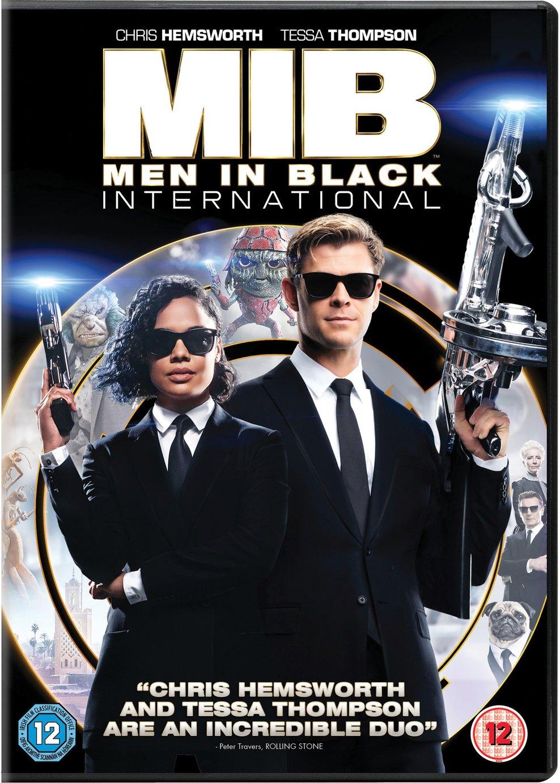 Men in Black International DVD
