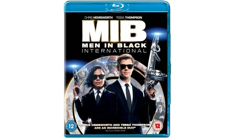 Men in Black International Blu-ray