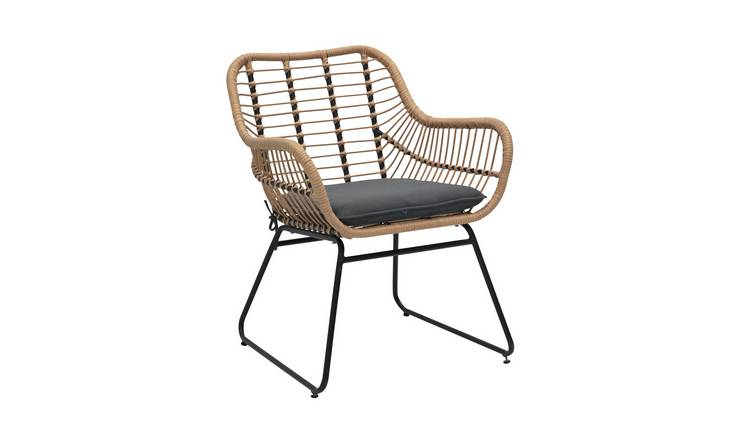 Argos Home Ross Rattan Effect Garden Chair