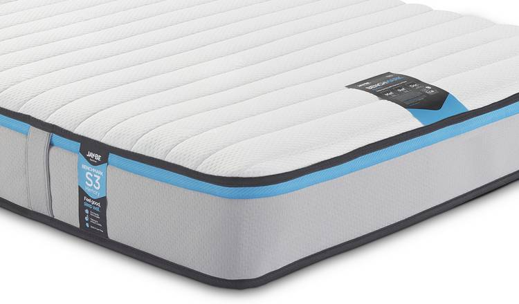 Jay-Be Benchmark S3 Memory Eco Friendly Single Mattress