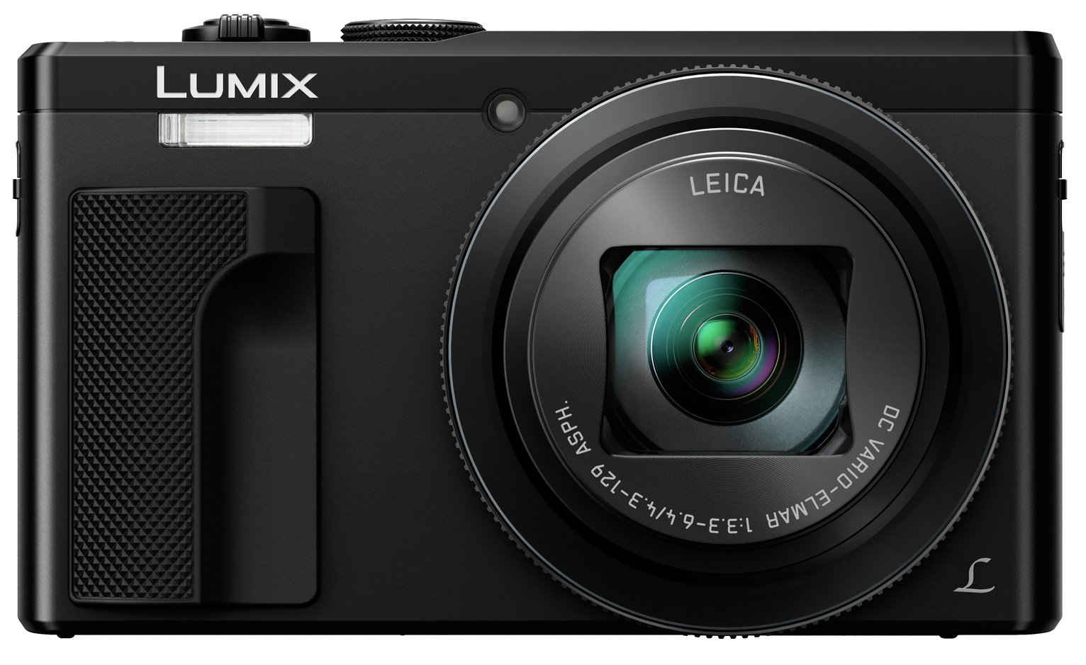 Panasonic Lumix TZ80 12MP 30X Zoom Camera - Black