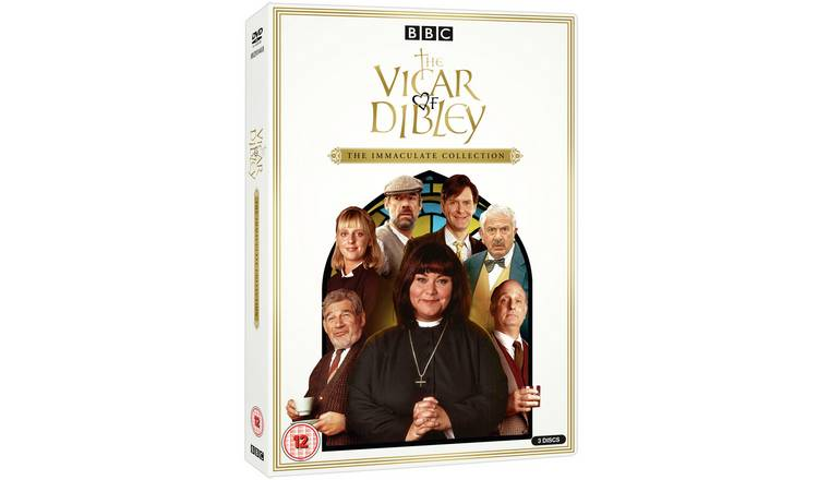 The Vicar of Dibley: The Immaculate Collection DVD Box Set
