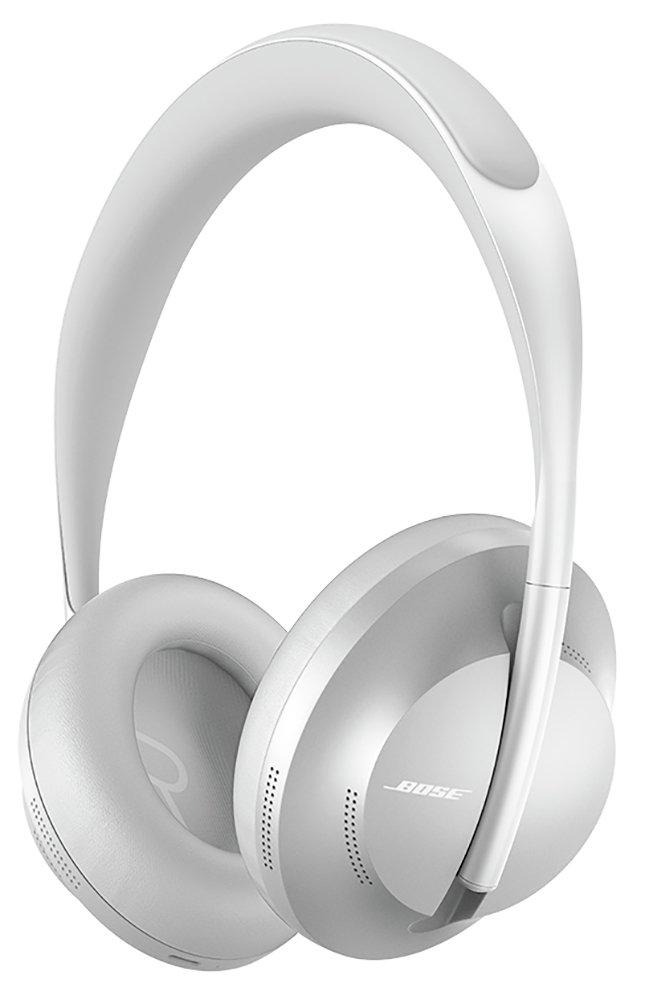 Bose 700 Over-Ear Wireless Headphones - Silver