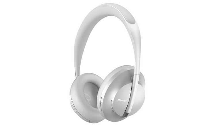 Bose 700 Over-Ear Wireless Headphones - Silver