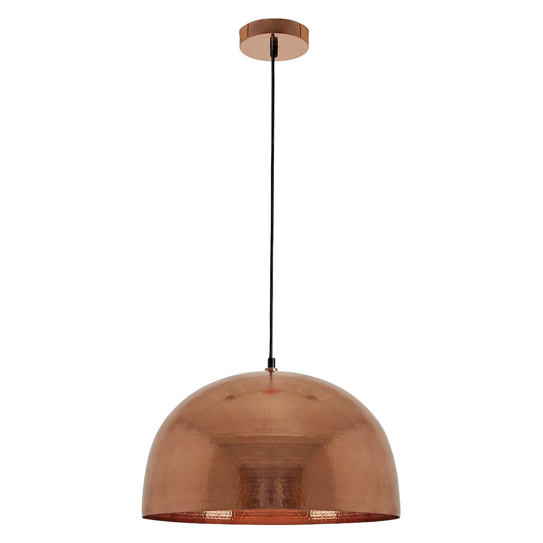 Habitat Pari Pendant Ceiling Light - Copper