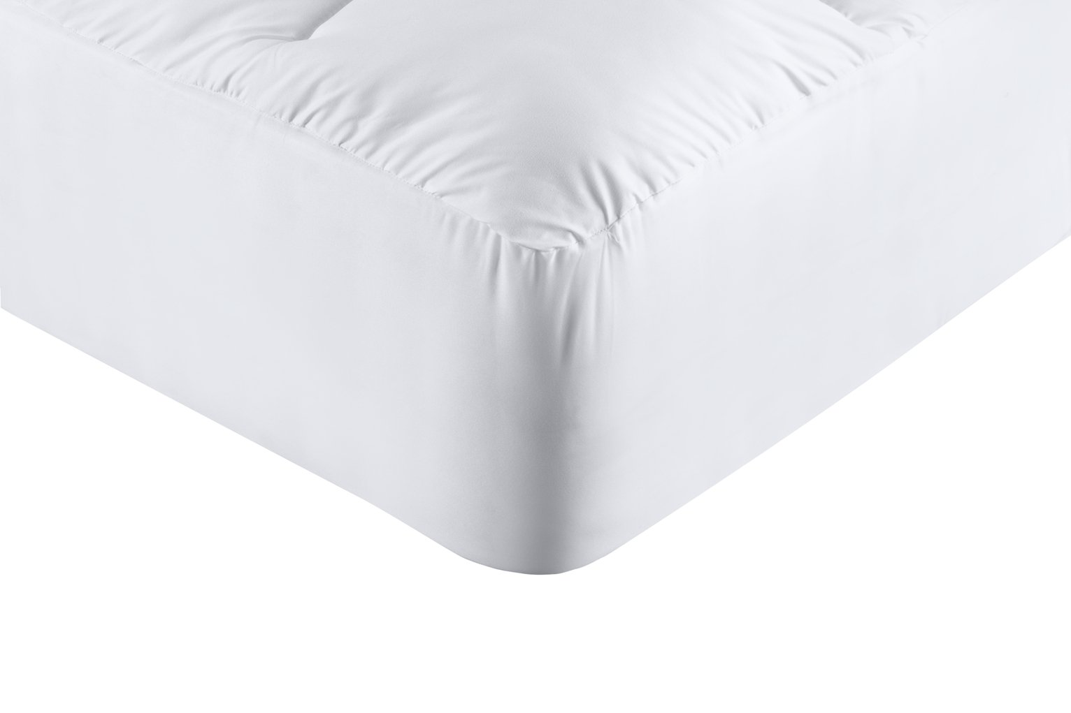 Argos Home Slow Recovery Mattress Topper - Single