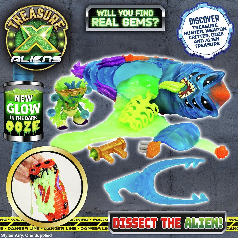 Treasure X Alien Single Pack