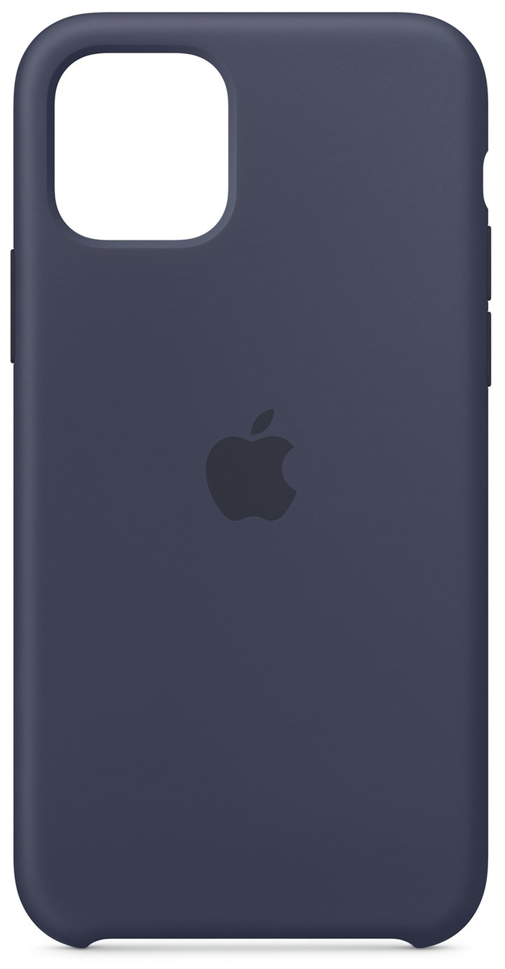 Apple iPhone 11 Pro Silicone Phone Case - Midnight Blue
