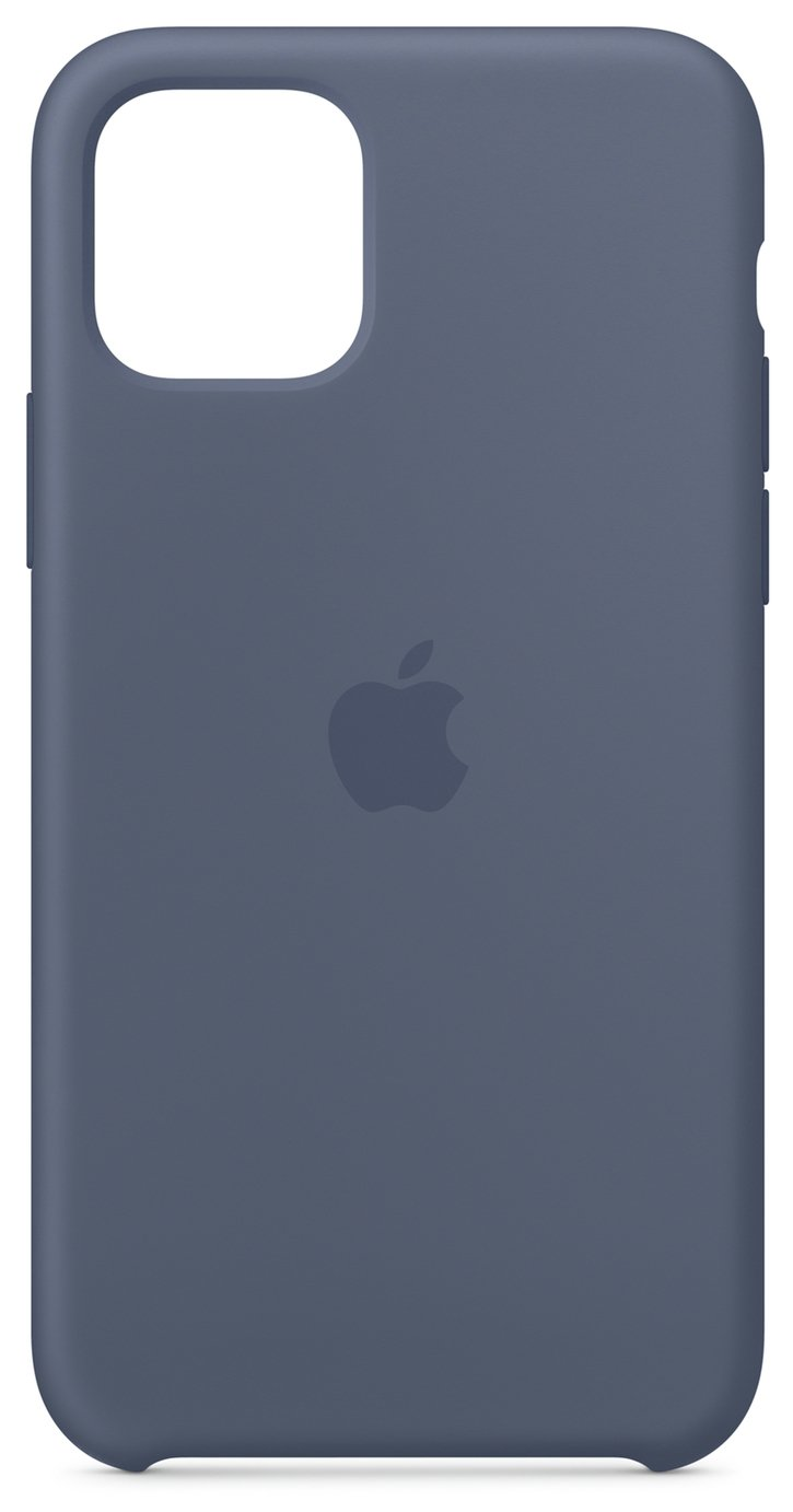 Apple iPhone 11 Pro Silicone Phone Case - Alaskan Blue