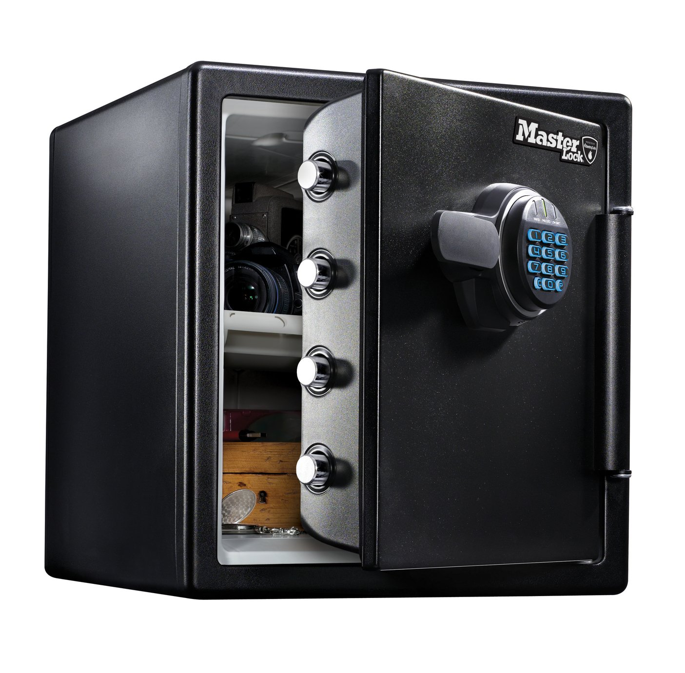 Master Lock 41.5cm XL Digital Fire & Water Safe