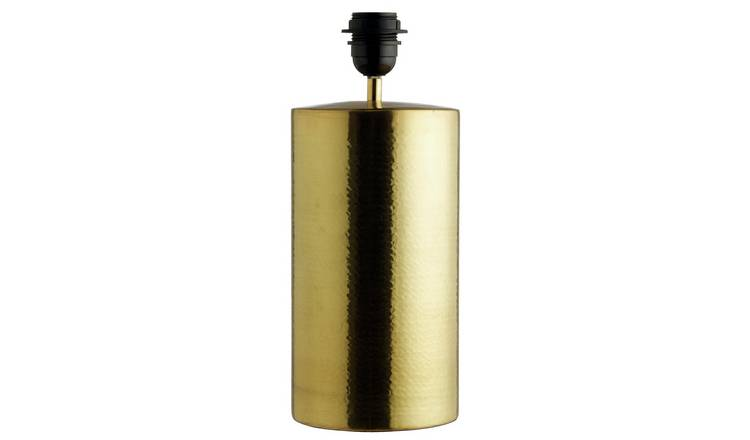Habitat Margo Table Lamp Base - Brass