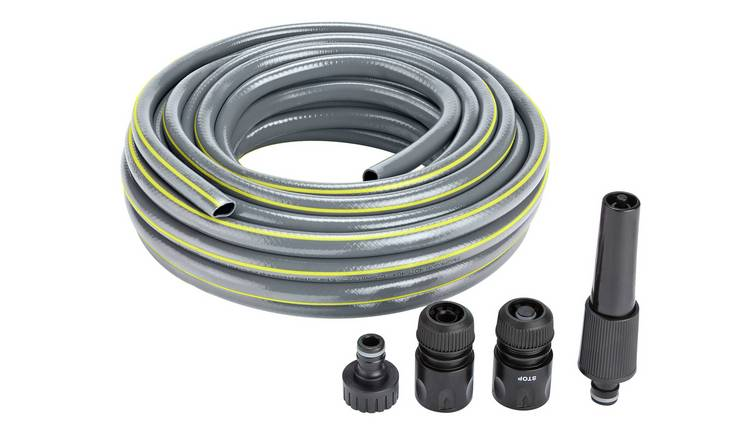 McGregor Heavy Duty Anti Kink Hose Set - 15m