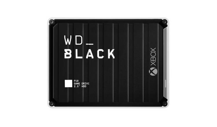 WD_BLACK P10 5TB Xbox External Gaming Drive