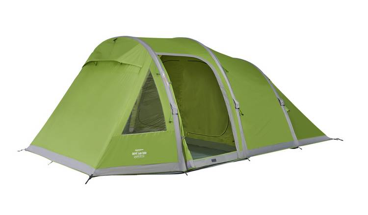 Vango Skye Air 500 5 Man 1 Room Inflatable Tunnel Tent