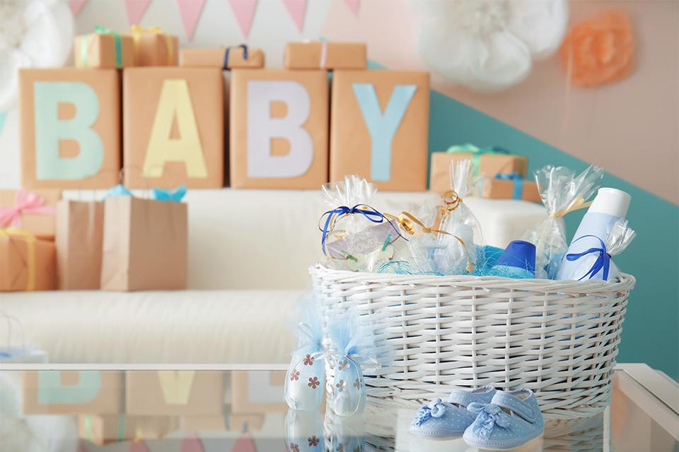 Baby shower gifts & ideas.
