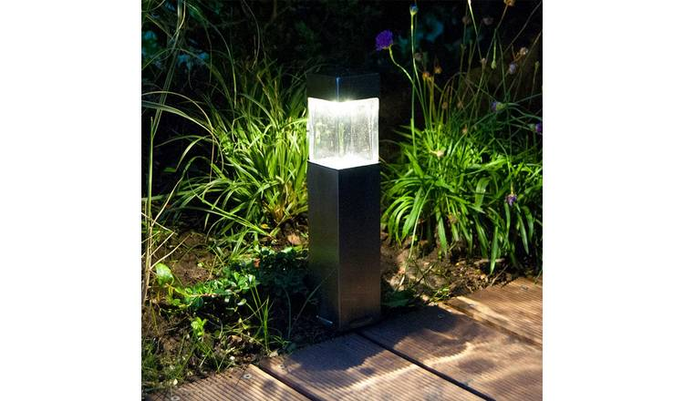 Duracell Set of 4 Solar LED Pathway Lights