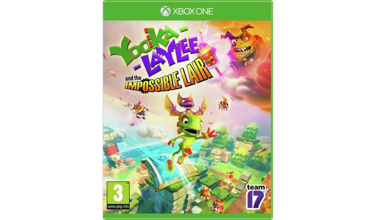 Yooka Laylee and the Impossible Lair Xbox One Game
