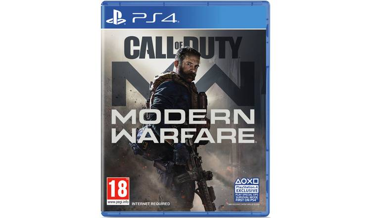 Call of Duty: Modern Warfare PS4 Game