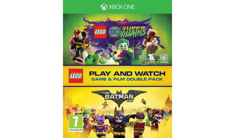 LEGO DC Villains & LEGO Batman Movie Bundle Xbox One Game