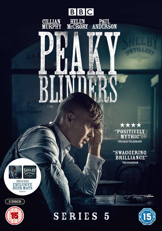 Peaky Blinders Series 5 DVD
