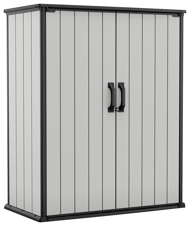 Keter Premier Tall 1400L High Storage Cupboard