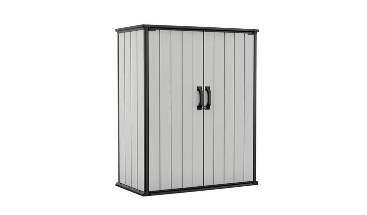 Keter Premier Tall 1400L High Storage Cupboard