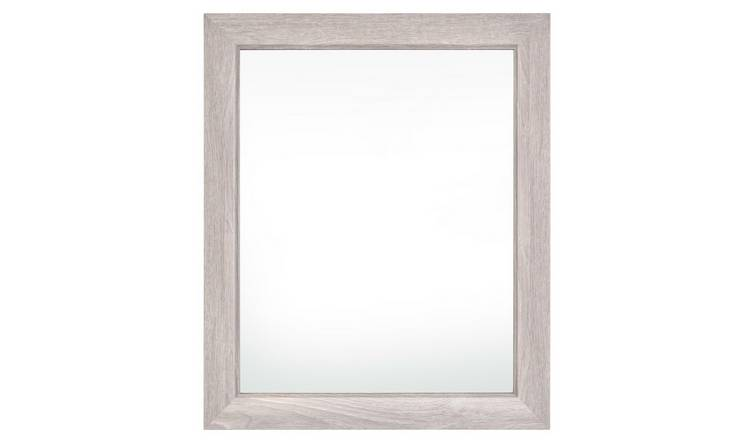 Innova Home Loxley Wrap Mirror - Grey