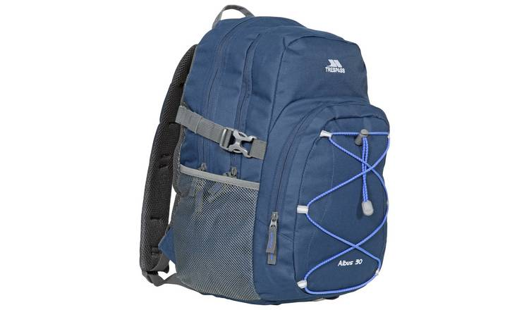 Trespass Albus 30L Backpack - Navy Blue