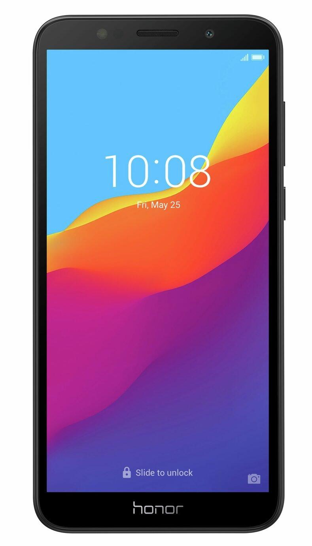 SIM Free HONOR 7S 16GB Mobile Phone - Black
