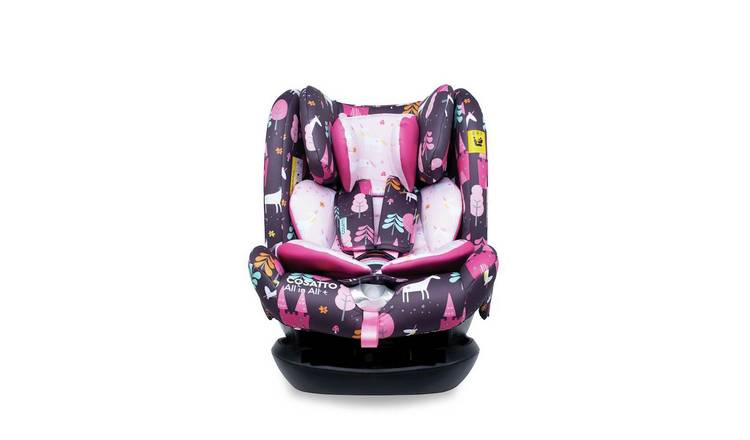 Cosatto All in All Group 1/2/3 ISOFIX Car Seat -Unicorn Land