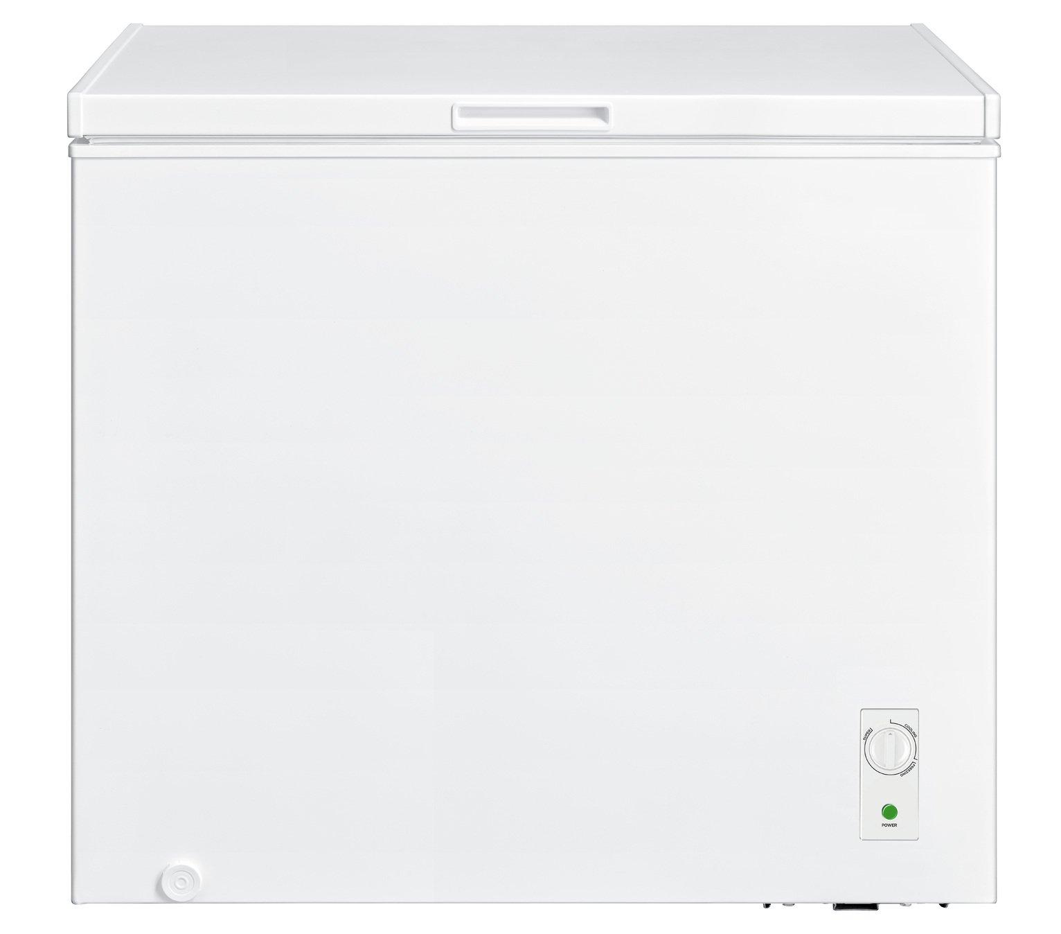 Bush BCF198L Chest Freezer - White