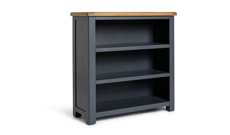 Argos Home Kent 3 Shelf Bookcase - Grey