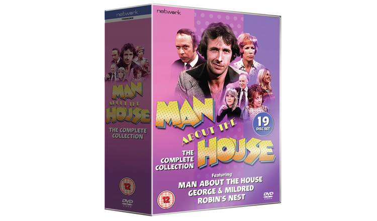 Man About The House: The Complete Collection DVD Box Set