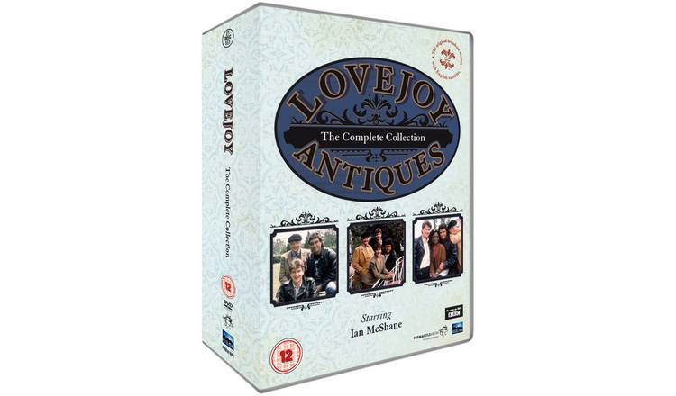 Lovejoy The Complete Collection DVD Box Set