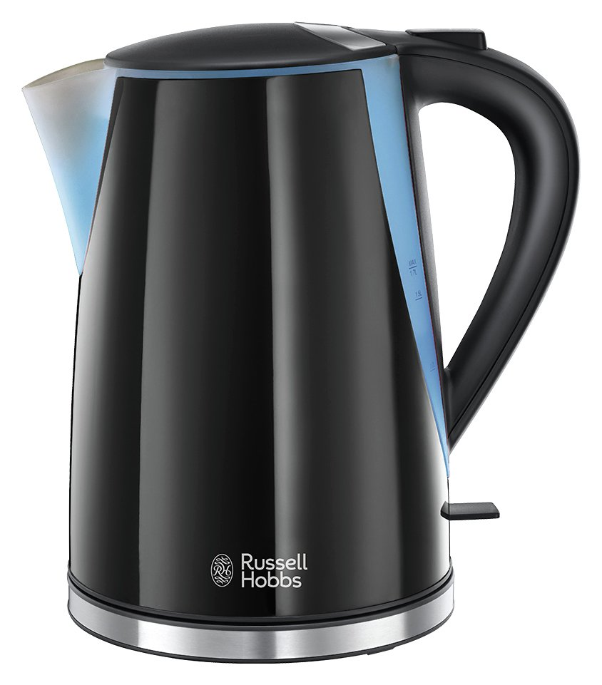 Russell Hobbs 21400 Mode Illuminating Kettle - Black