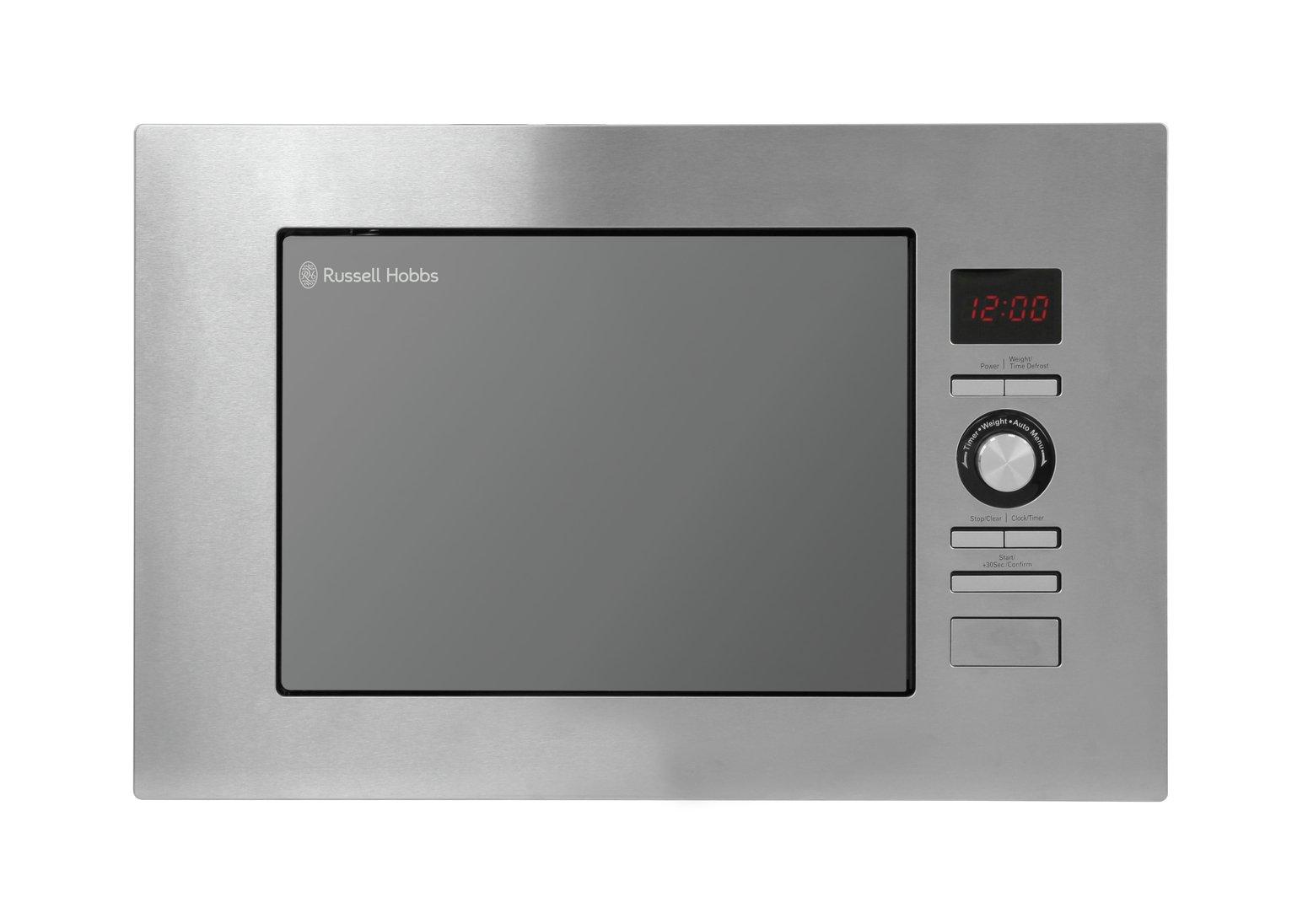 Russell Hobbs RHBM2003 800W Built In Microwave - S/Steel