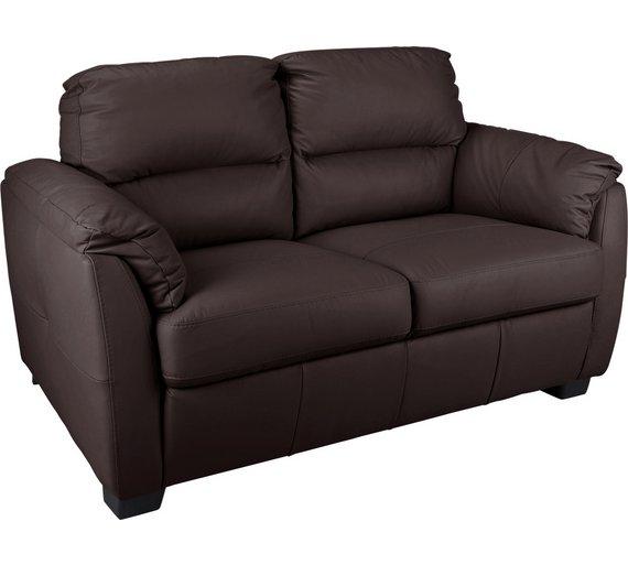 argos leather sofas uk. Black Bedroom Furniture Sets. Home Design Ideas