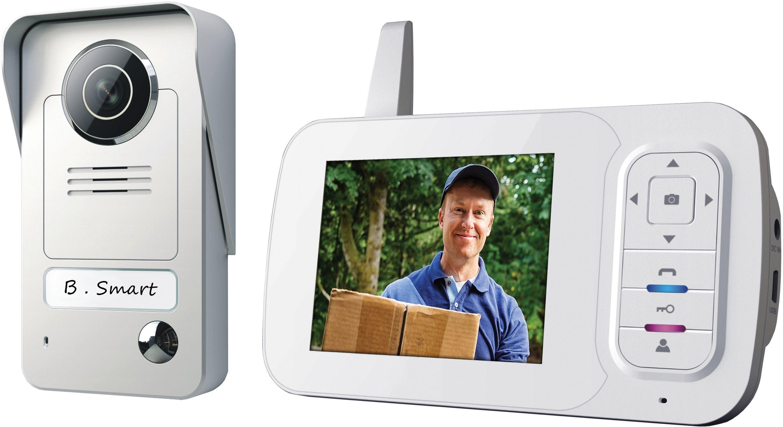 Smartwares Portable Video Intercom Doorbell