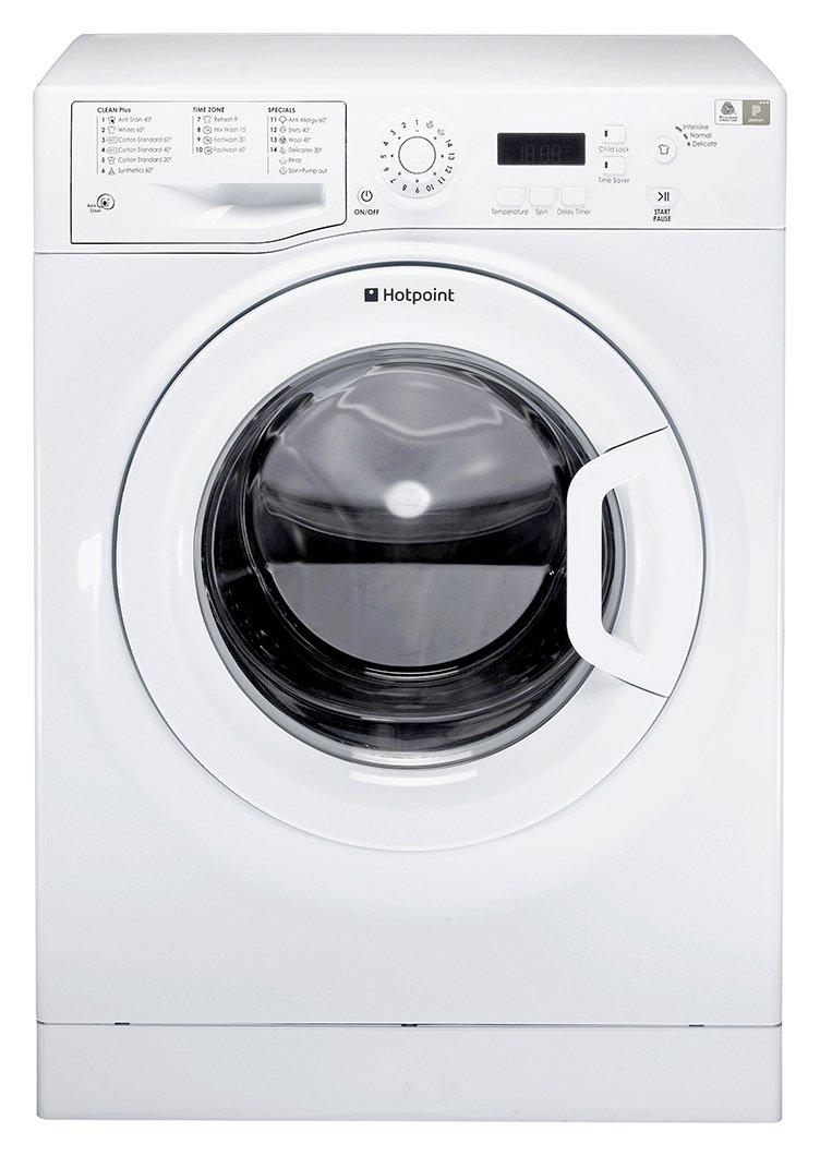 Hotpoint WMXTF842P 8KG 1400 Spin Washing Machine - White Best Price, Cheapest Prices
