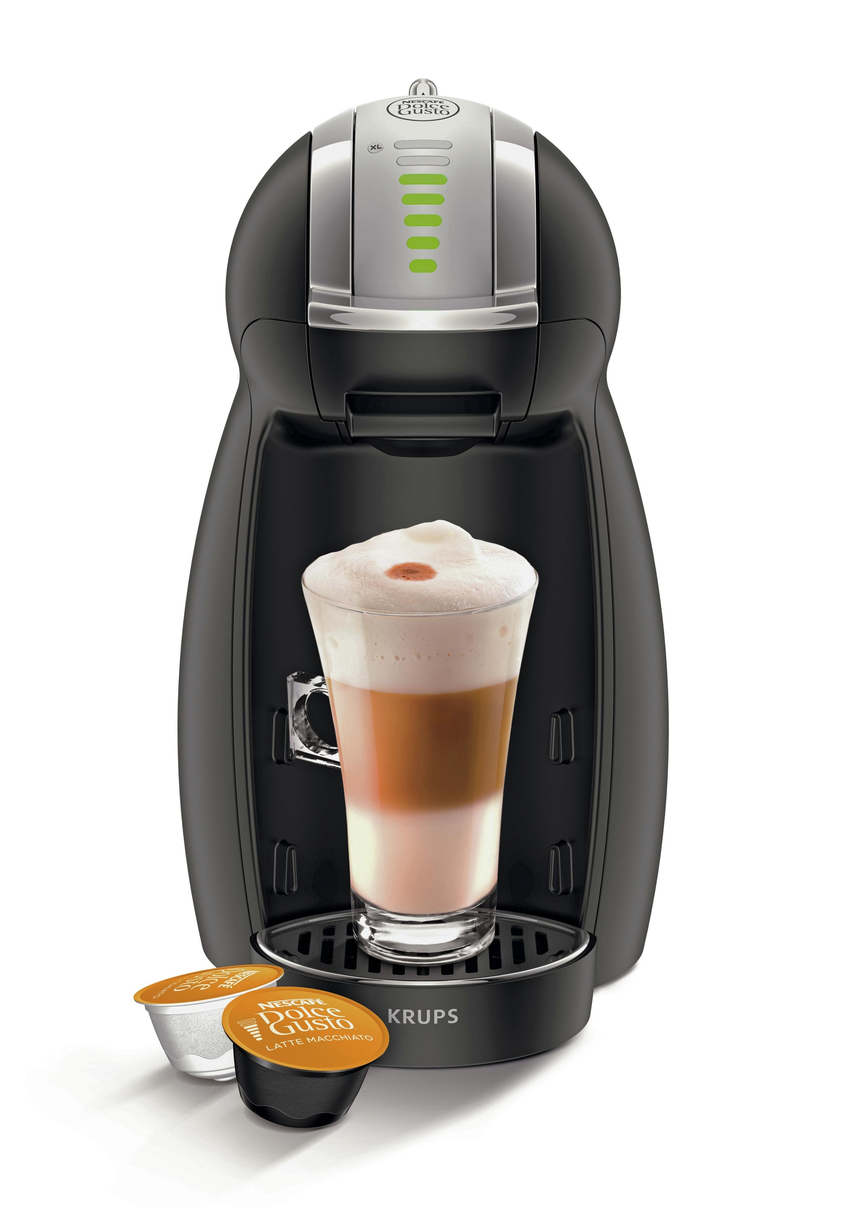 nescafe dolce gusto melody 3 coffee machine black. Black Bedroom Furniture Sets. Home Design Ideas