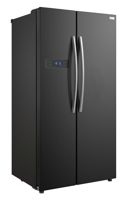 Russell Hobbs RH90FF176B American Fridge Freezer - Black