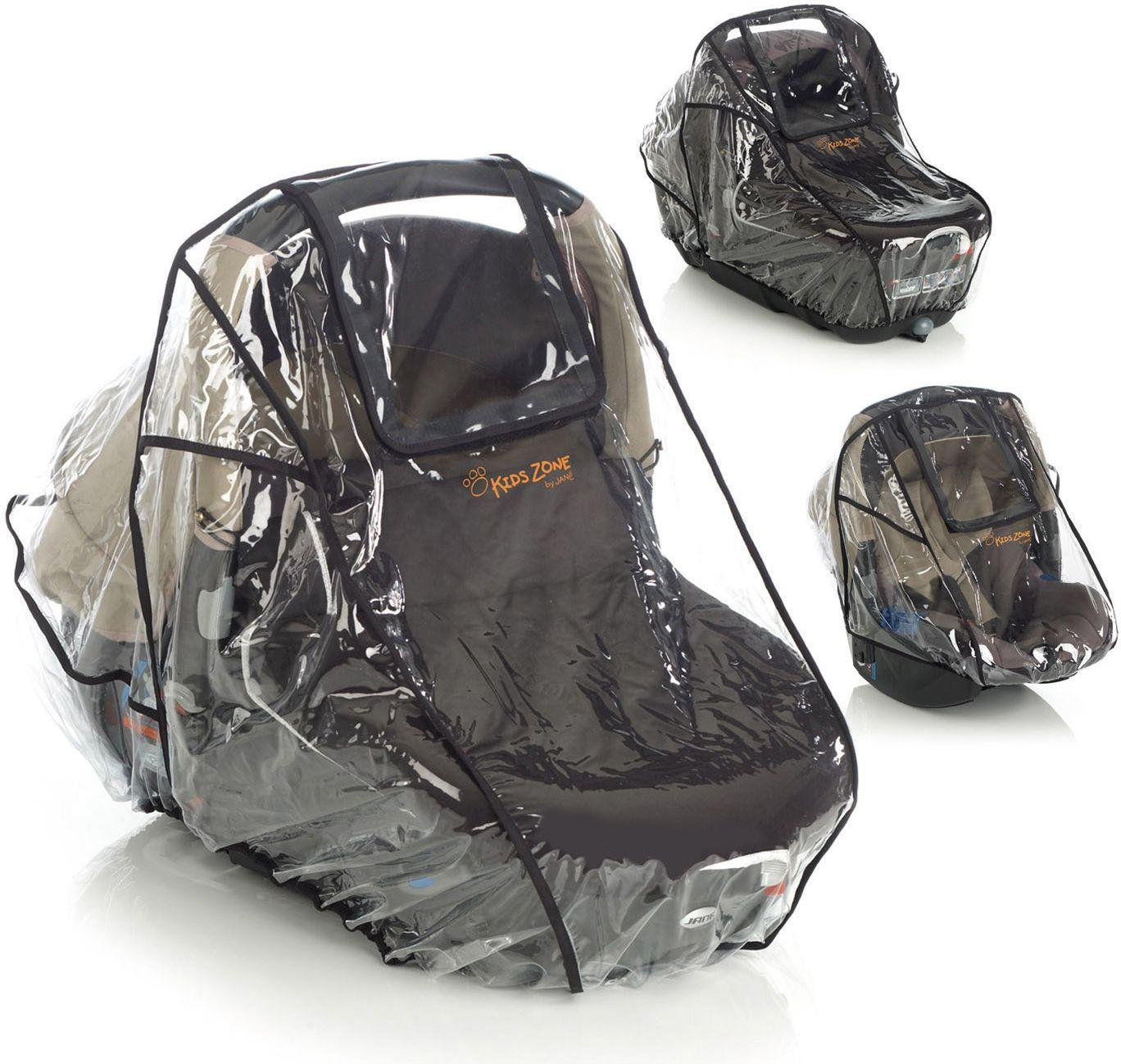 Image of Jane Raincover for Group 0 Pushchairs.