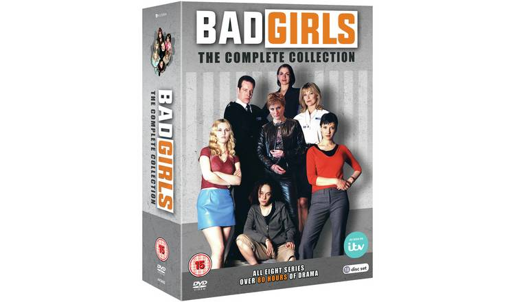Bad Girls The Complete Collection DVD Box Set