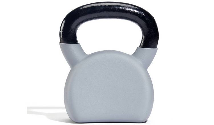 Women's Health Cast Iron and Rubber Kettlebell - 6kg
