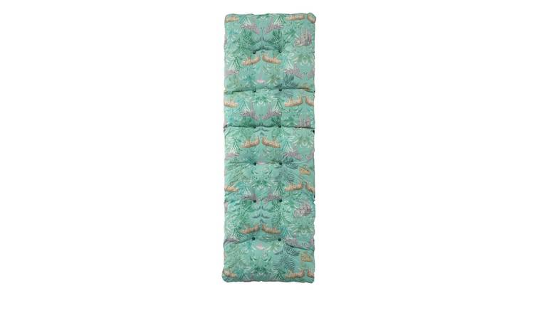 Argos Home Relaxer Cushion - Wilderness Jungle