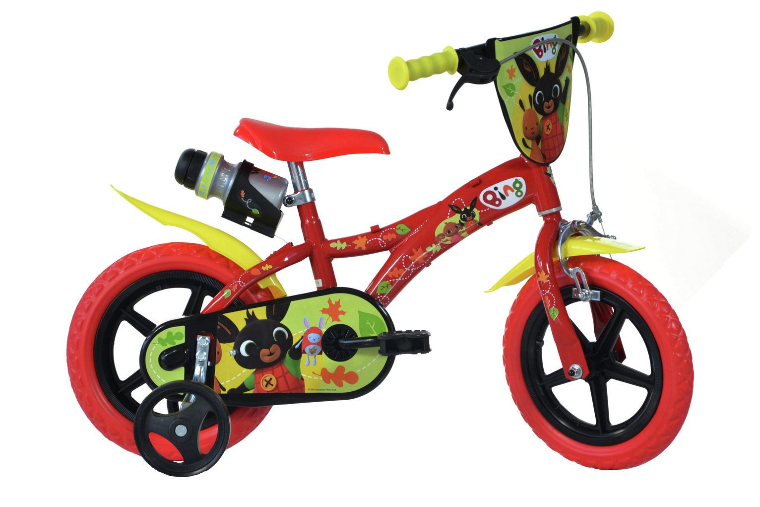 Dino Bikes Bing 12 Inch Kids Bike