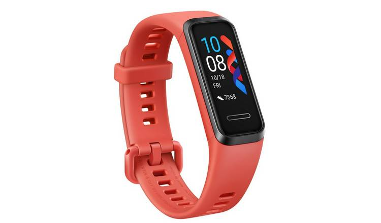 Huawei Band 4 Fitness Tracker - Amber Sunrise