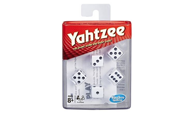 Yahtzee Classic Game from Hasbro Gaming