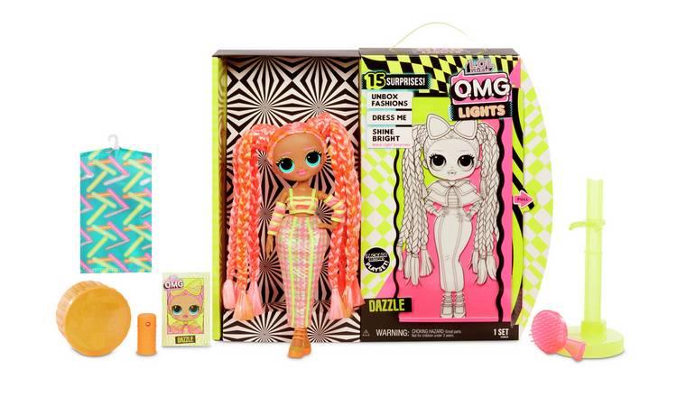Buy LOL Surprise OMG Lights Dazzle Fashion Doll | Dolls | Argos